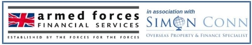 Armed Forces Financial Services in Association with Simon Conn