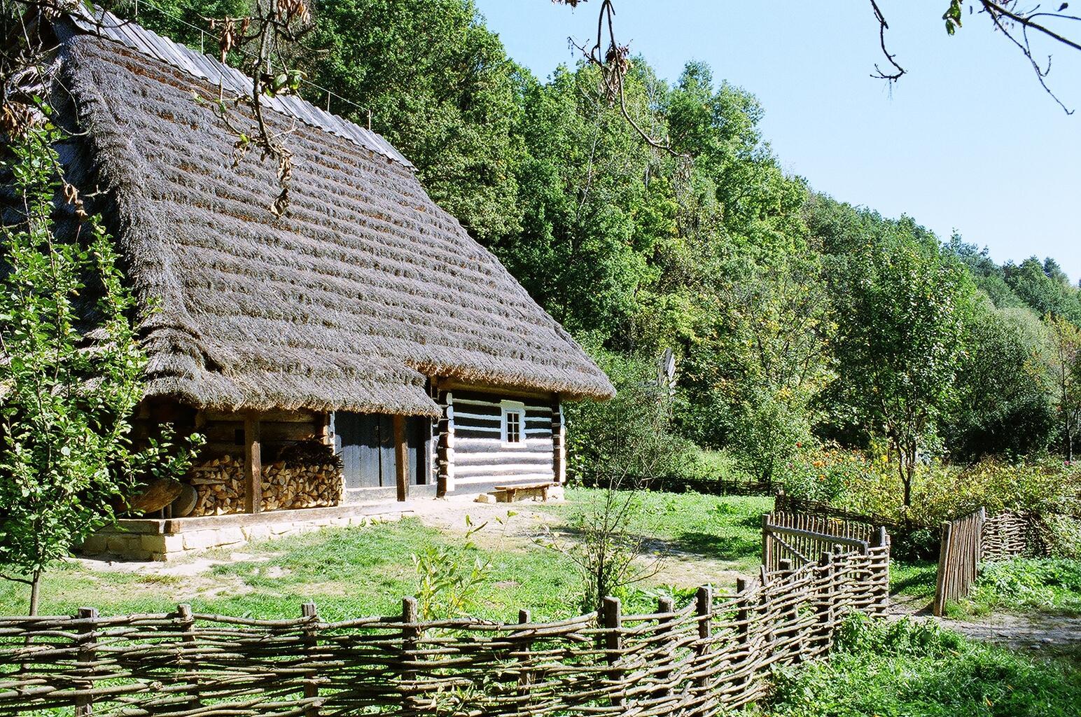 farm-house